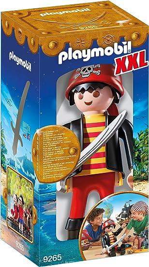 PLAYMOBIL - Pirata XXL (9265): Amazon.es: Juguetes y juegos