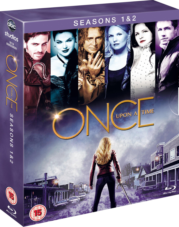 Once Upon a Time-Seasons 1-2 [Blu-ray]
