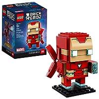 LEGO BrickHeadz Marvel Ironman 41604