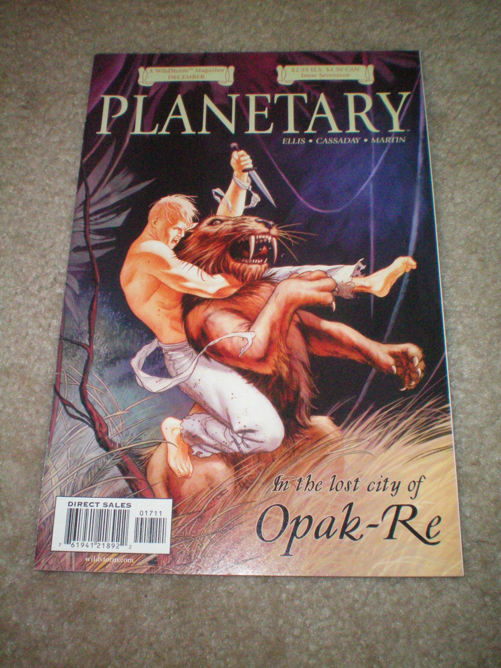 Read Online Planetary #17 PDF