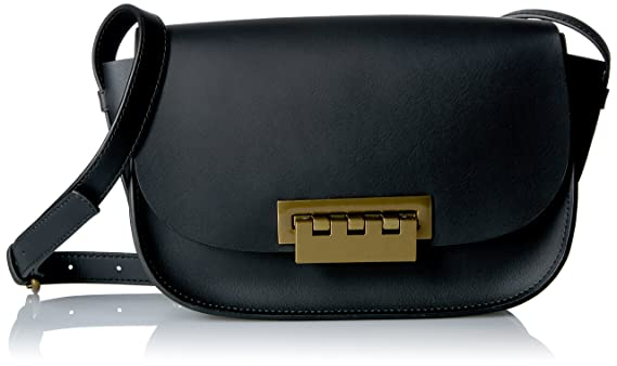 Zac Zac Posen Eartha Accordian Black by Zac Zac Posen
