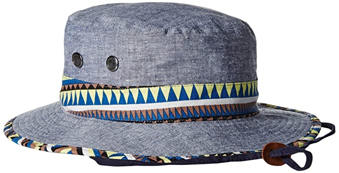 San Diego Hat Co. Men s Denim Bucket Hat 993db5072ae0