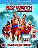Baywatch (BD + digital download) [Blu-ray] [2017] [Region A & B & C]