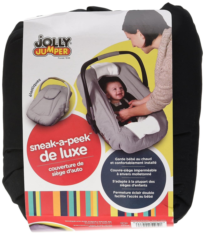 Black Jolly Jumper Sneak-A-Peek Deluxe