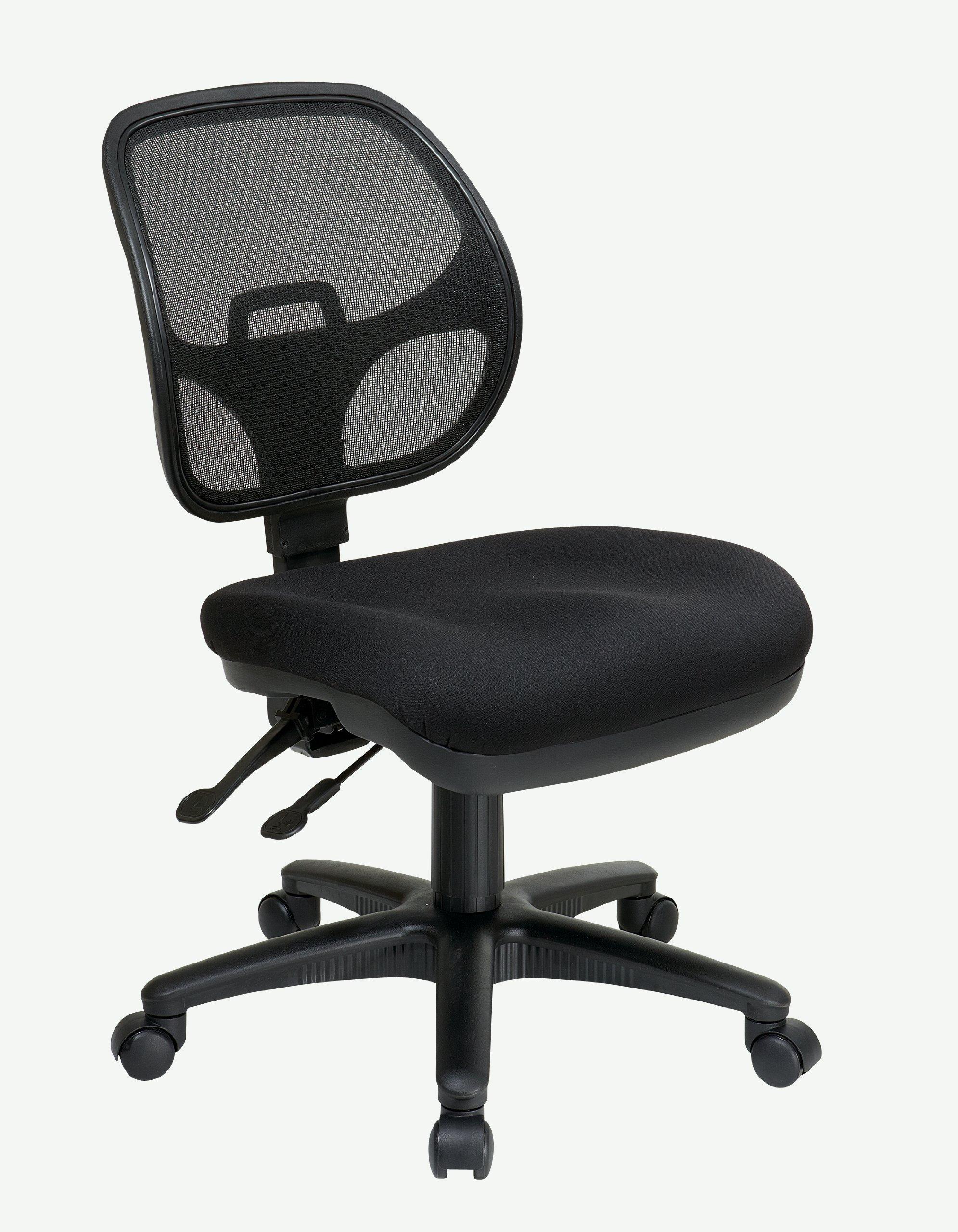 Pro-Line II  2902-30 Ergonomic Task Chair with ProGrid Back