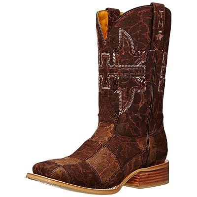 Tin Haul Shoes Men's Million Dollar Check | Western