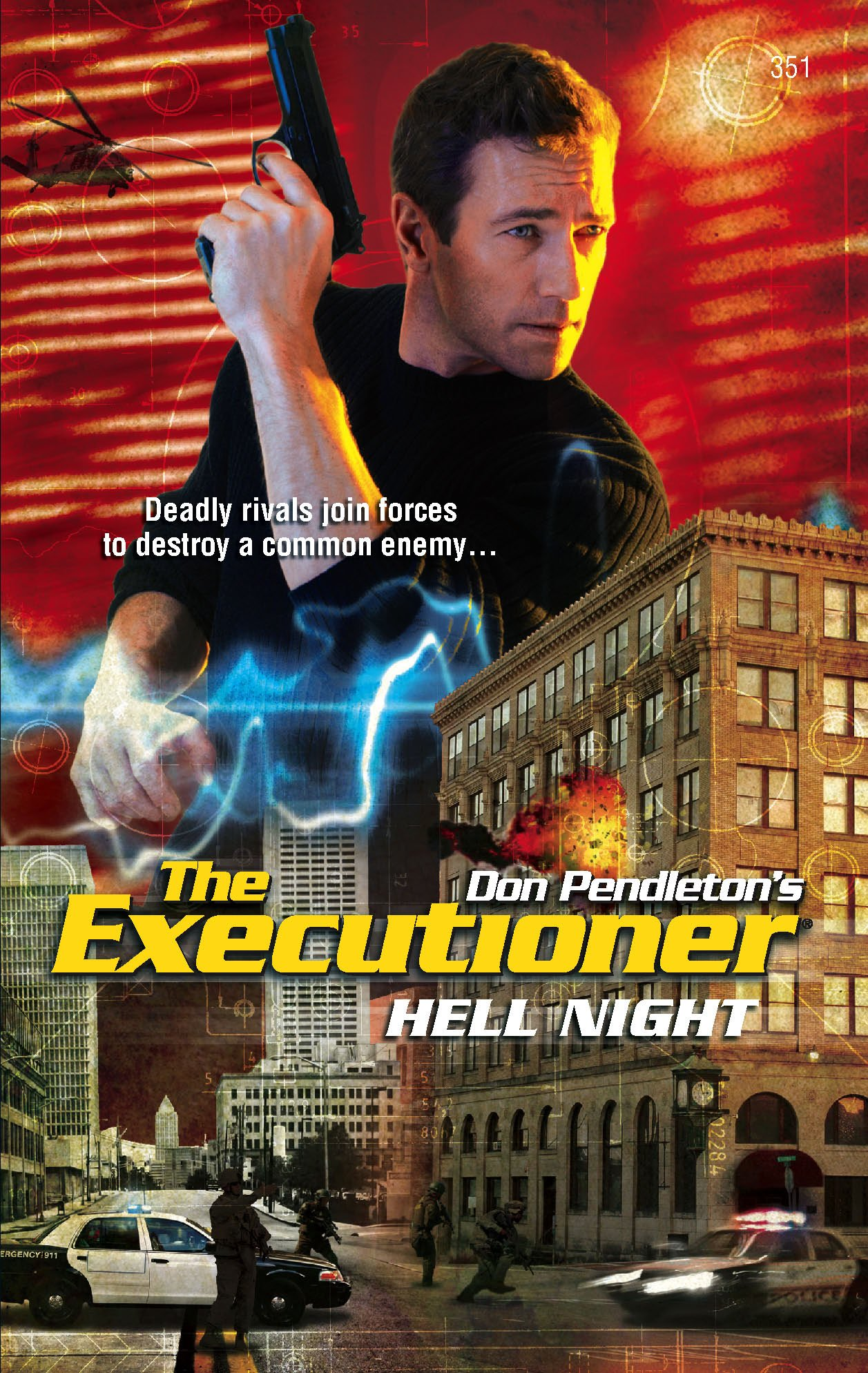 Hell Night (The Executioner) pdf epub