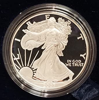 Mint 1988 Silver American Eagle BU 1 oz Coin $1 Dollar Uncirculated Toned U.S