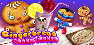 Gingerbread Crazy Chef - Cookie Maker by TabTale LTD