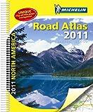 Michelin North America Road Atlas 2011, 9e