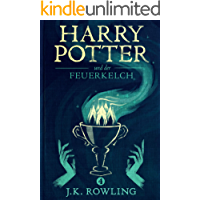 Harry Potter und der Feuerkelch (German Edition) book cover