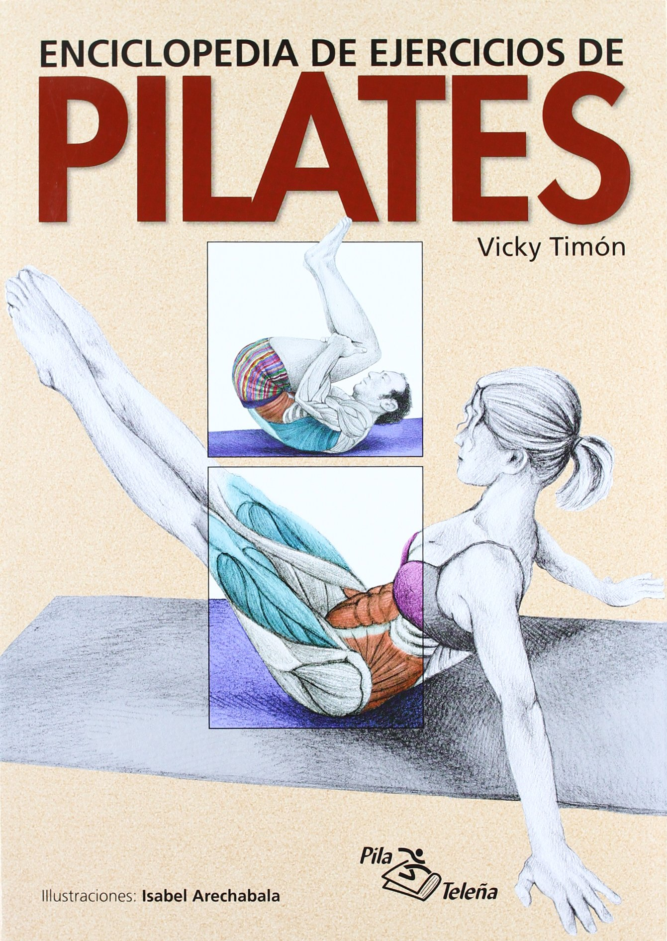 Download Enciclopedia de ejercicios de pilates ebook