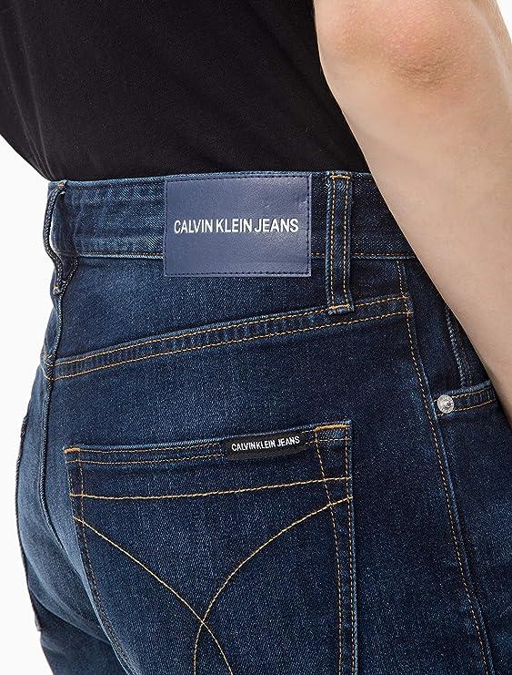 Amazon.com: Calvin Klein pantalones vaqueros rectos ...