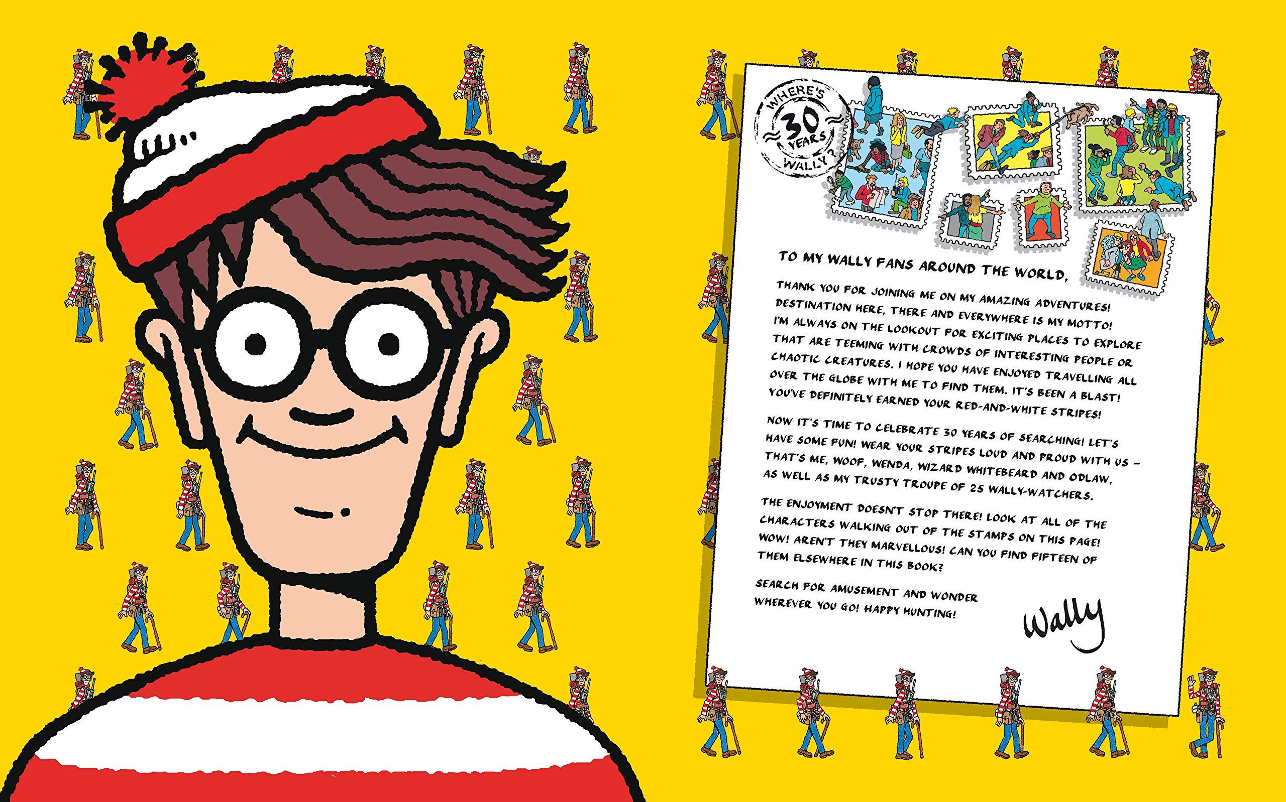 Wheres Wally?: Amazon.es: Martin Handford: Libros en idiomas extranjeros