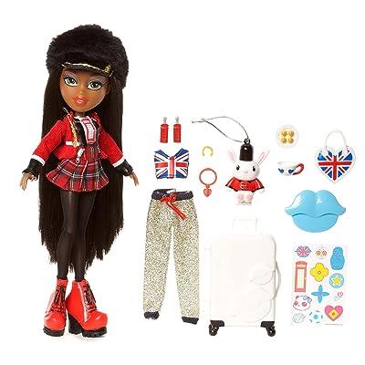 Bratz Study Abroad Doll- Sasha to UK: Toys & Games