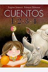 Cuentos 1 • 2 • 3 • 4 (Spanish Edition) Hardcover