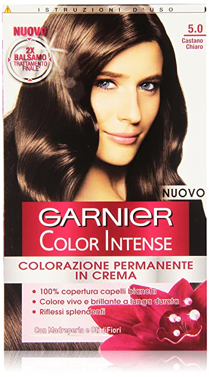 Garnier Garnier Color Intense Colorazione Permanente in Crema 28542ae1040f