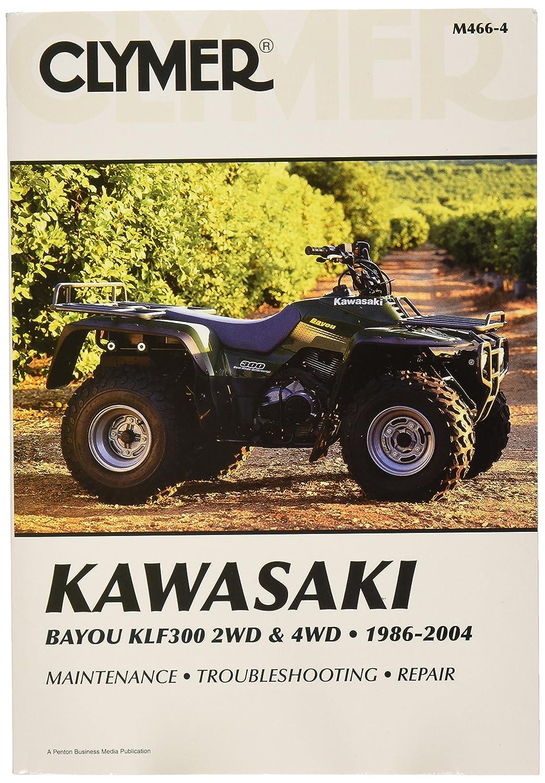 Clymer M4664 Repair Manual tr-700466