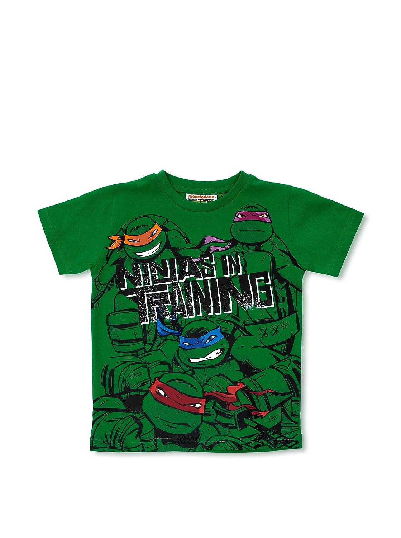 Licencias Camiseta Tortugas Ninja Verde 4 años (104 cm ...