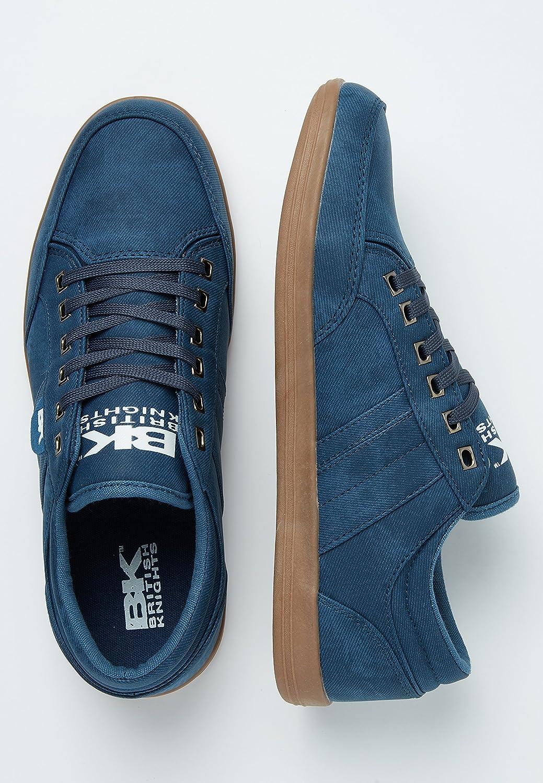 British British British Knights ... Herren Kunzo Sneaker Navy Crepe ... Knights a4a951