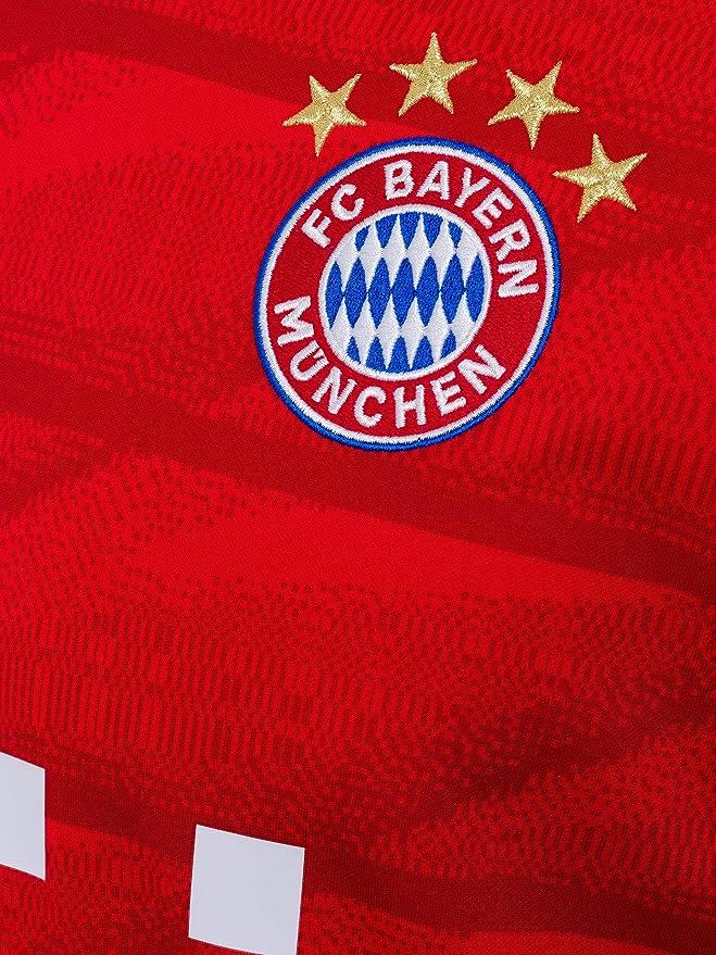 19 Davies Kinder Original FC Bayern München Flock Home 2019//2020 Nr