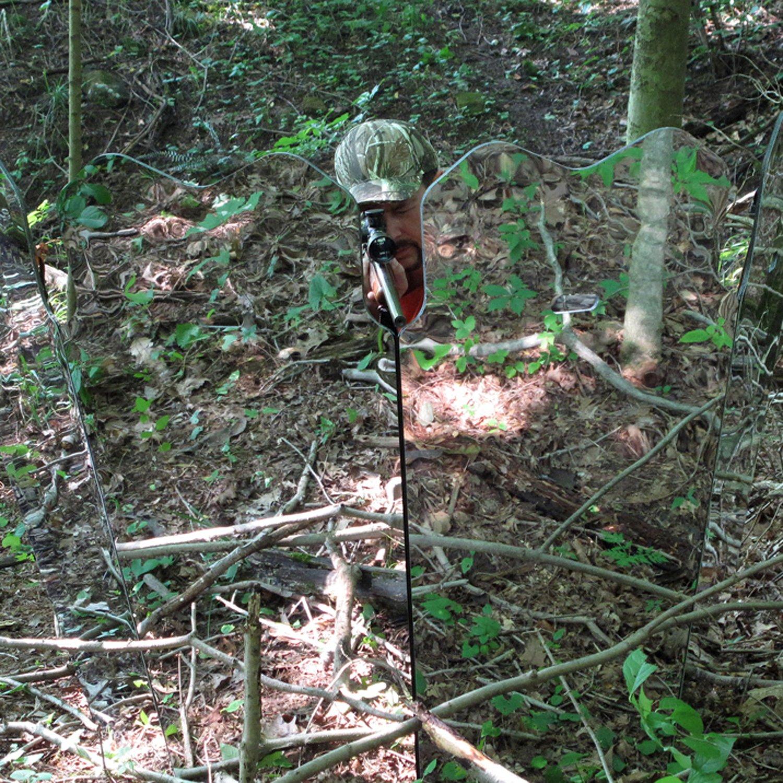 amazoncom ghostblind 4panel predator blind hunting blinds sports u0026 outdoors