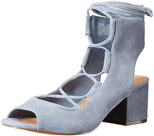 6a8e17524fd Amazon.com | Steve Madden Women's Admire Heeled Sandal | Heeled Sandals