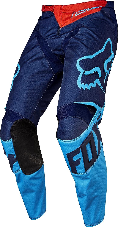28 Cintura = Eu 42 , Azuloscuro Pantal/ón Mx Fox 2017 180 Race Azuloscuro