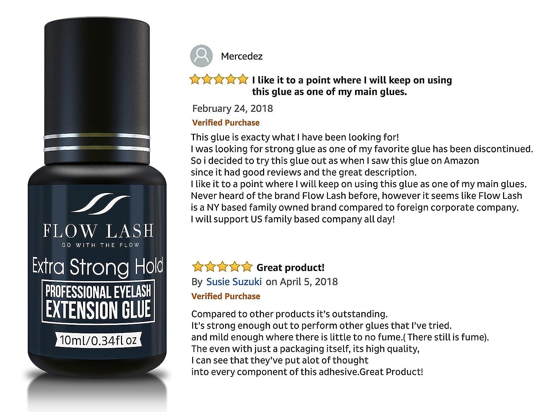 Amazon Professional Eyelash Extension Glue Extra Strong Hold