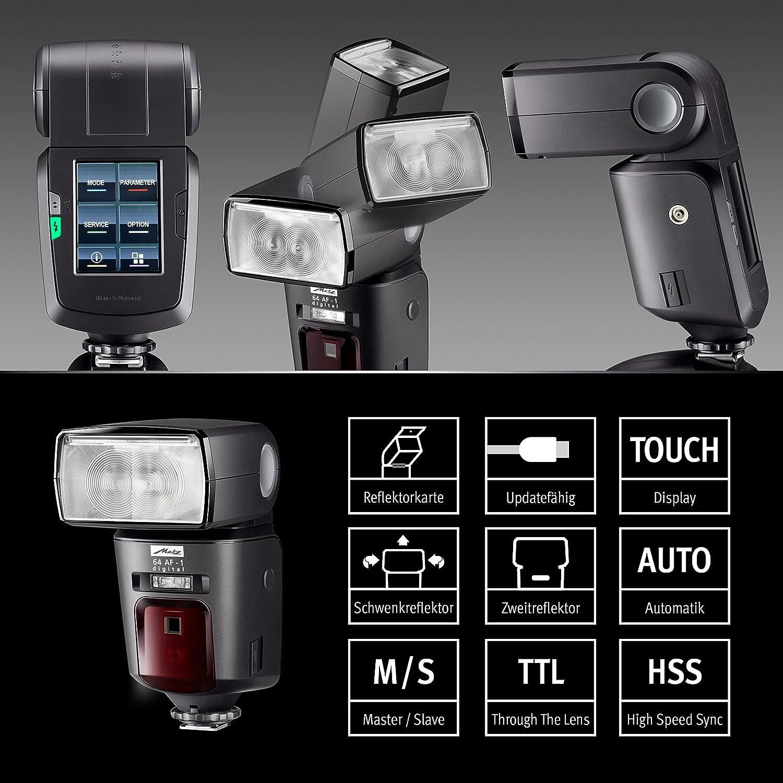 Metz Mecablitz 64 Af 1 Für Sony Multi Interface Kameras Kamera