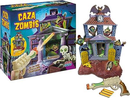 Falomir Caza Zombis, Juego de Mesa, Habilidad (27270): Amazon.es ...