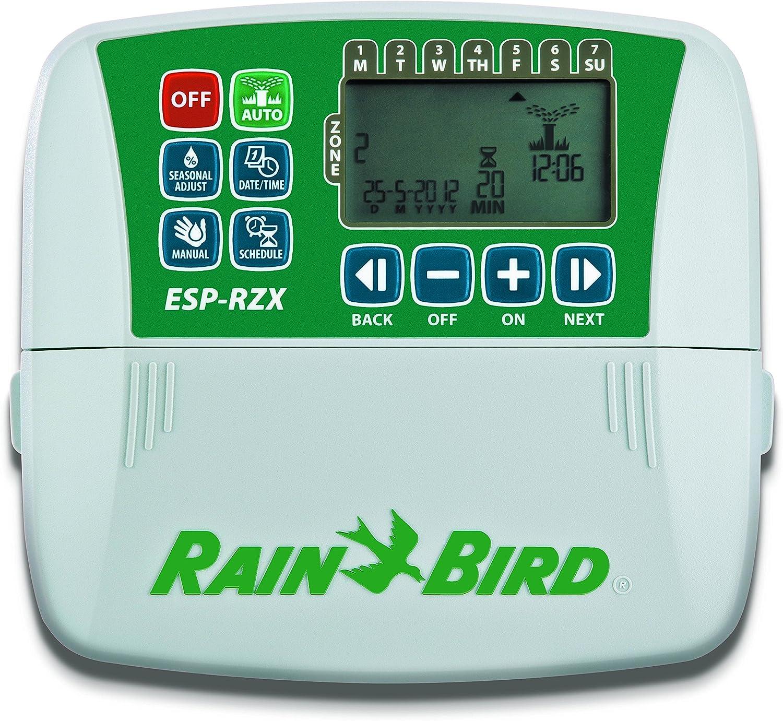 Rain Bird RZX4i Programador de riego, 0.13x0.13x0.13 cm