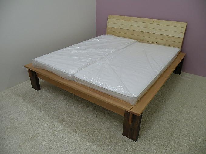 In legno massiccio da letto letto matrimoniale cm in