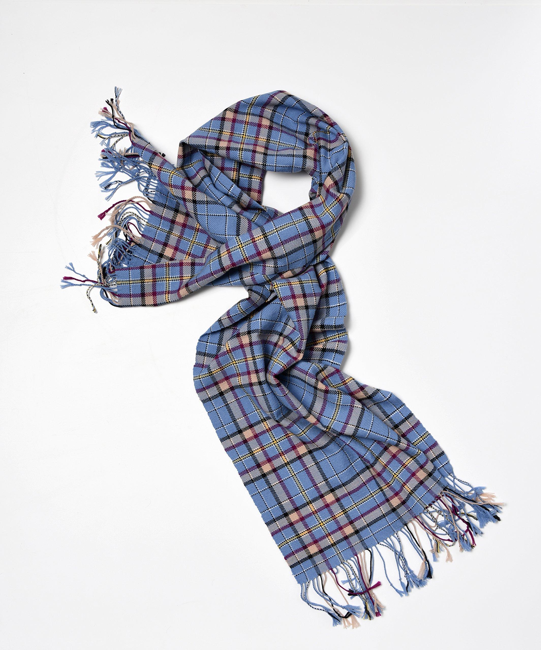 Carroll Clan Tartan Wrap