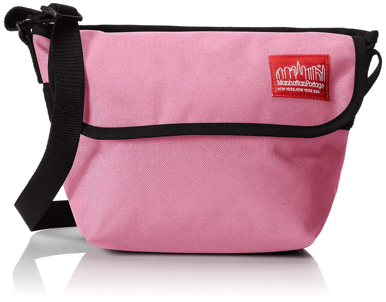 [マンハッタンポーテージ] Manhattan Portage 公式 メッセンジャーバッグ B001AM4PNA ピンク ピンク