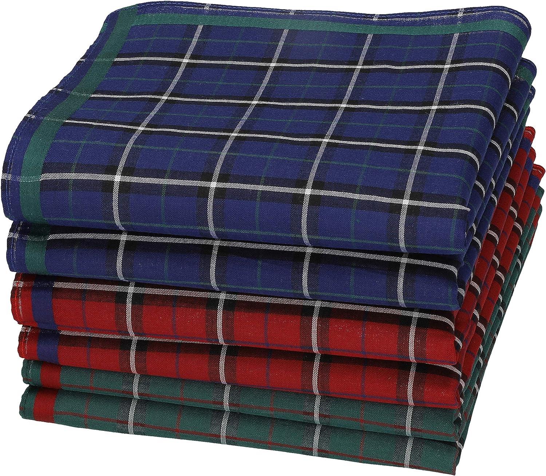 Betz 12 St/ück Damen Stoff Taschent/ücher Paloma III Gr/ö/ße 30x30 cm 100/% Baumwolle Farbe Dessin 10