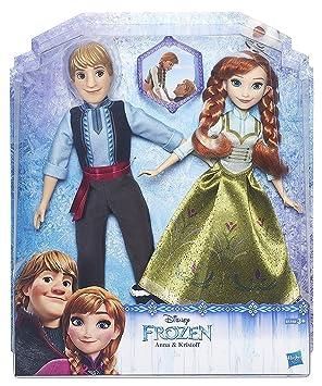 Hasbro Frozen Die Eiskönigin ELSA PUPPE ca 28 cm Spielfigur Disney