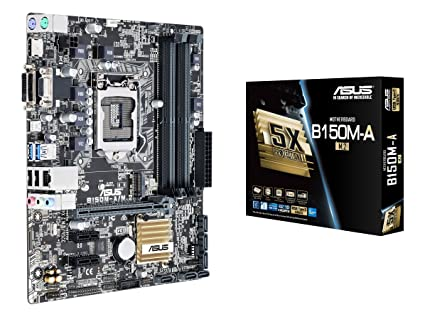 Driver UPDATE: Asus B150-A Motherboard