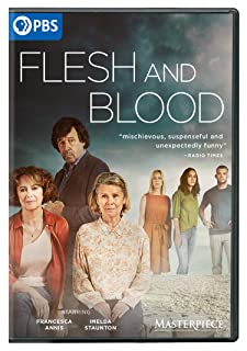 Book Cover: Masterpiece: Flesh And Blood