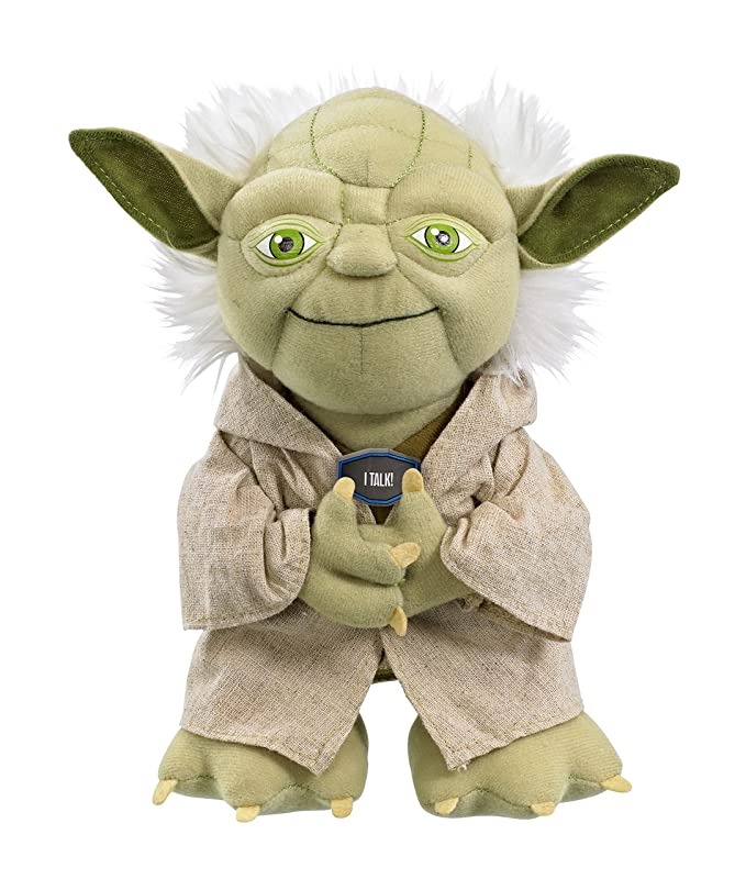 Amazon.com: Star Wars Peluche – Stuffed Talking 9