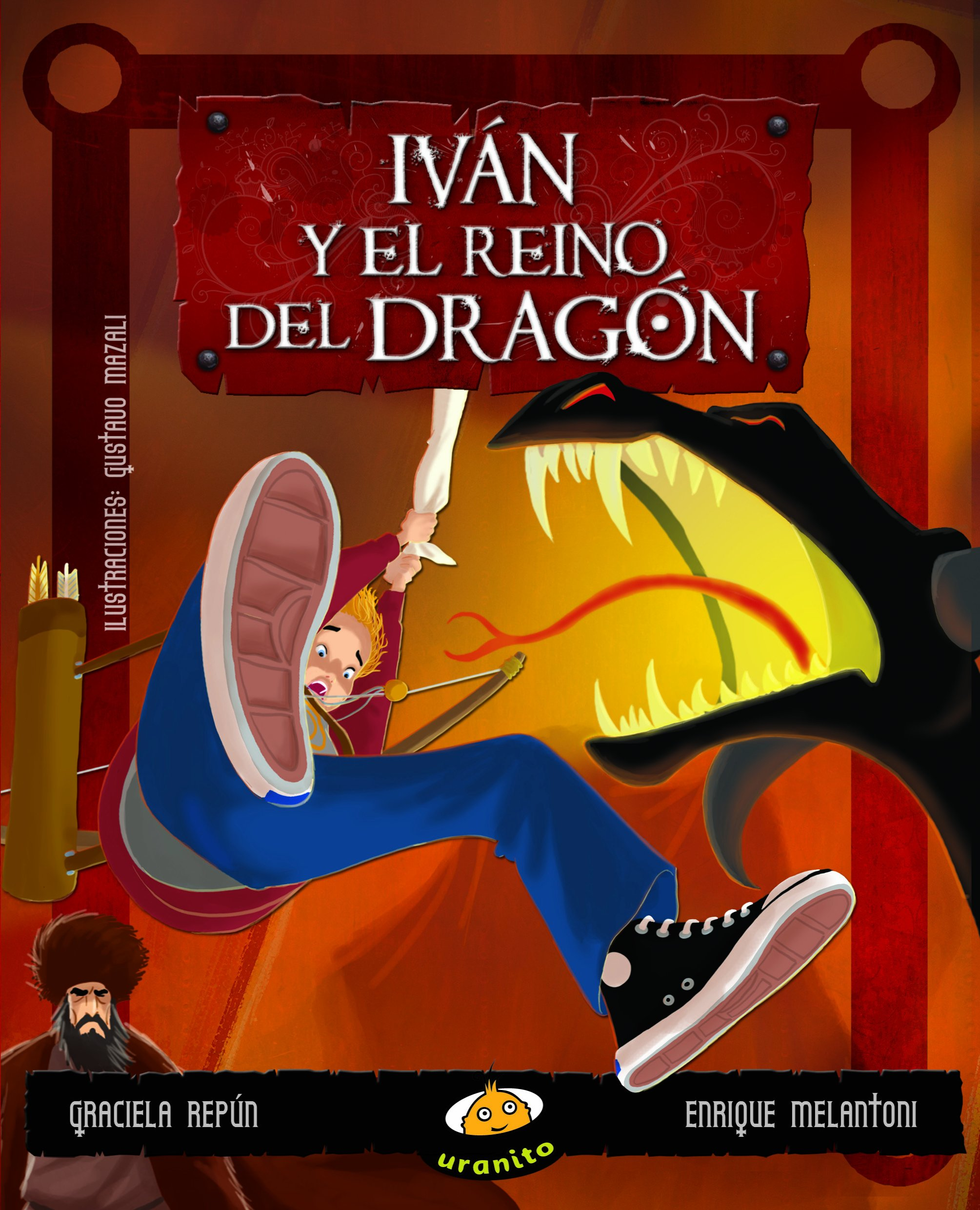 Ivan y el reino del dragon (Spanish Edition) pdf epub