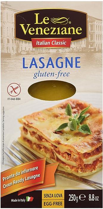Top 10 Gluten Free Oven Ready Lasagna Noodles