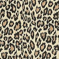 Venilia Plakfolie Bengal Roux motief, decoratiefolie luipaard, dierenprint meubelfolie, Leo-style, behang, zelfklevende…