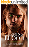 Burning Blood: Bonds of Blood: Book 2