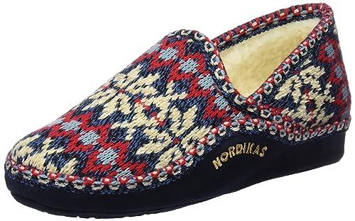 NORDIKAS Classic, Zapatillas de Estar por casa para Mujer: Amazon.es: Zapatos y complementos