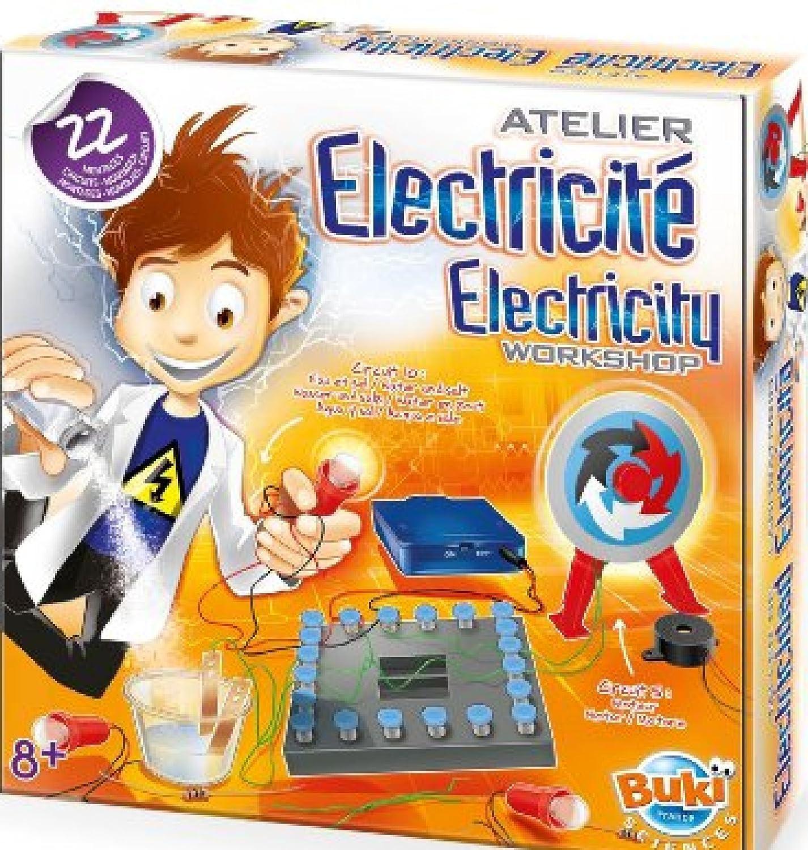 Buki - - 7172 - Electricity workshop - [並行輸入品] workshop B01GZSKC2G, とことこマーチ:fd487a06 --- publishingfarm.com