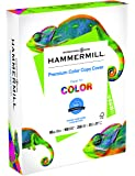 Hammermill Paper, Premium Color Copy Digital Cover, 80lb, 8.5x11 paper, Letter size, 100 Bright, 250 Sheets/1 Pack (120023R), cardstock