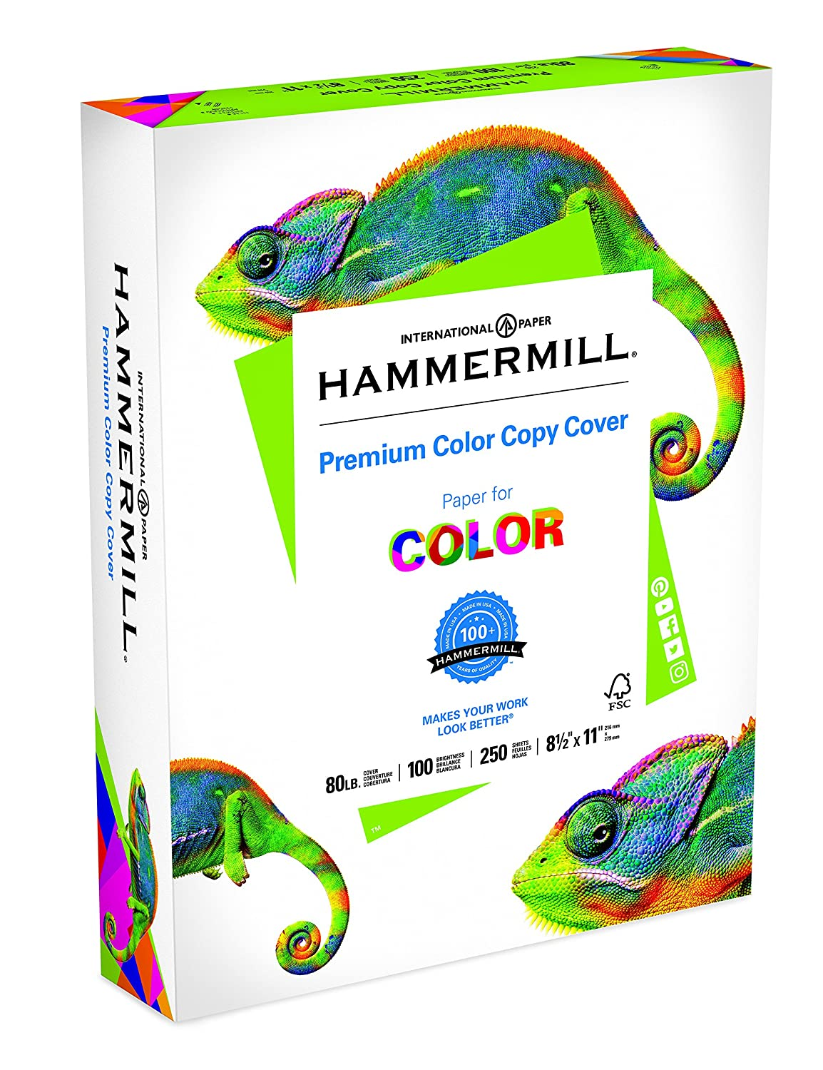 Amazon Hammermill Paper Premium Color Copy Digital Cover