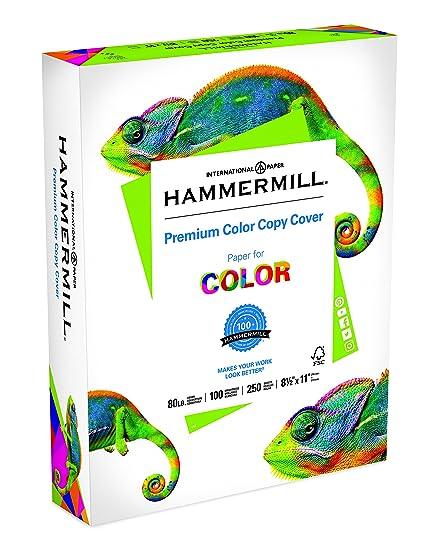 Amazon hammermill paper premium color copy digital cover hammermill paper premium color copy digital cover 80lb 85x11 paper letter flashek Gallery