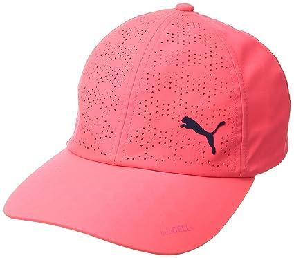 Amazon.com   Puma Golf 2018 Women s Duocell Hat (Bright Plasma c2bf2c1d3f3